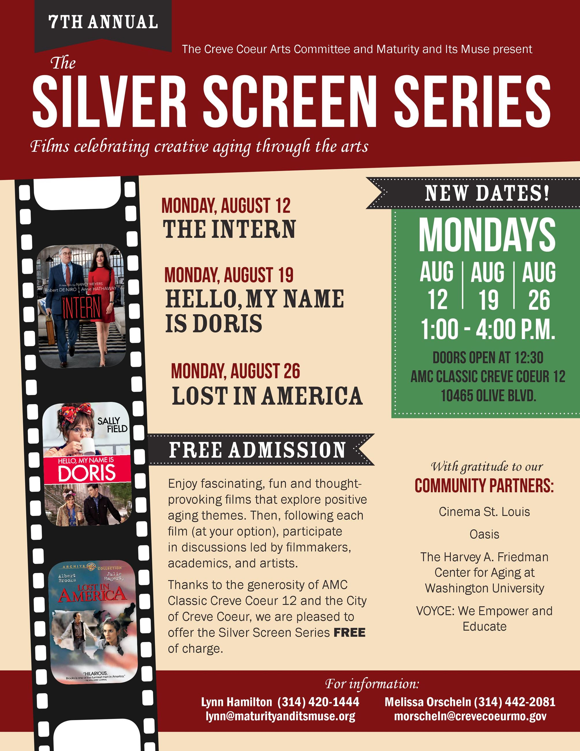 Silver Screen Series