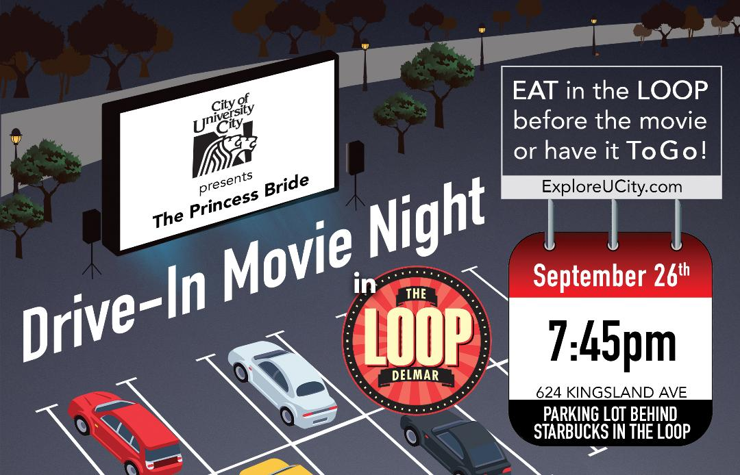 Drive-In Movie Night 09.26.2020